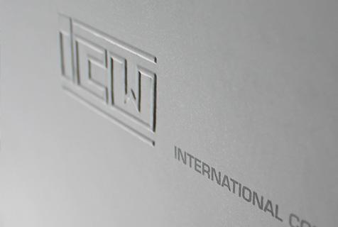 ICW Corporate Design von greinerdesign