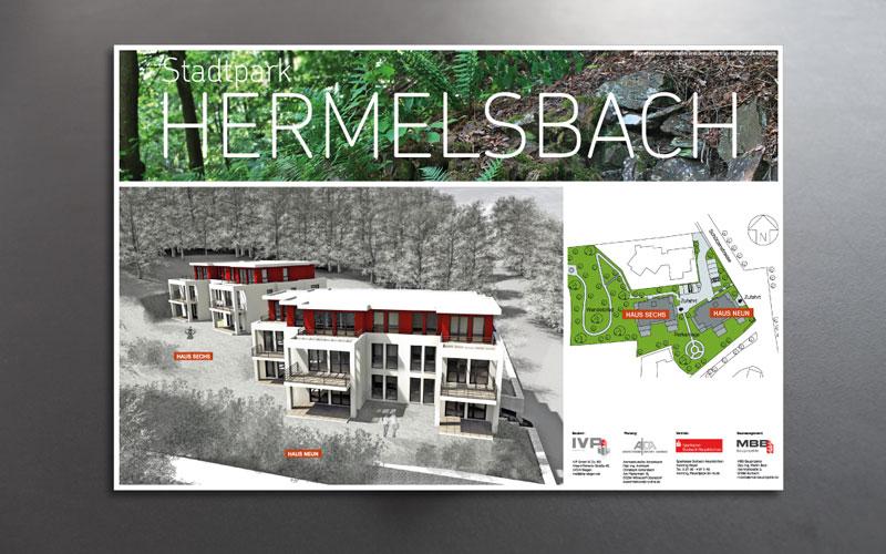 greinerdesign im modulbüro Stadtpark Hermelsbach Siegen ein Projekt der IVP