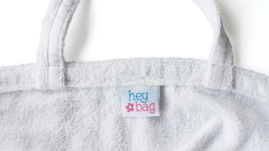 greinerdesign Arbeitsprobe heybag Label