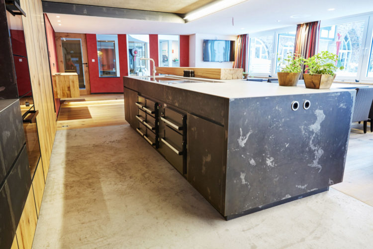 Hofstube und Kochschule im Hotel Deimann*****   modulbüro