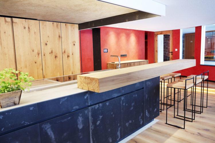 Hofstube und Kochschule im Hotel Deimann*****   modulbüro   {Kochschule architektur 86}