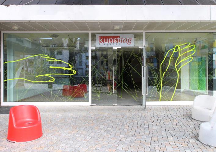 Kunst und Kultur aus dem modubüro, Kunsttag Siegen, greinerdesign